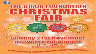 Brain Foundation Christmas Fair