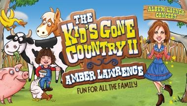 Amber Lawrence - The Kid's Gone Country II - Album Launch Concert