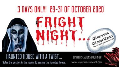 Fright Night thumbnail