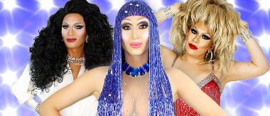 Les Divas - An All-Male Revue
