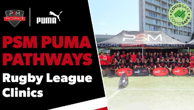 Pacific Sports Management Puma Pathways Camp