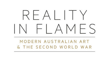 On exhibition at Tamworth Regional Gallery - Reality in Flames: Modern Australian Art & the Second World War