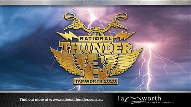 National Thunder Motorcycle Rally