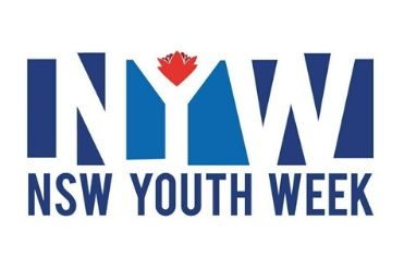 NSW Youth Week tile